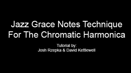 Jazz Grace Notes Technique
