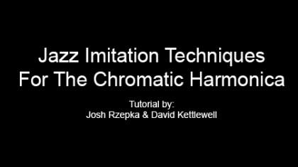 Jazz Imitation Techniques