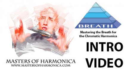 Breath Chromatic Harmonica Intro