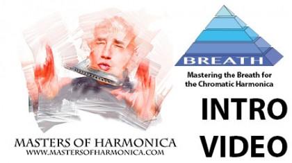 Breath Chromatic Harmonica Intro