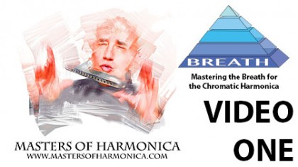 Breath Chromatic Harmonica Video One