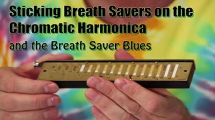 Breath Sticker Blues