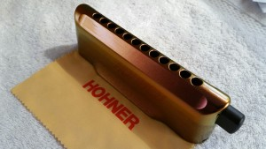 20150404_150702_resized-300x169 QUIETING DOWN THE SLIDE ON A HOHNER CX-12 JAZZ chromatic harmonica...